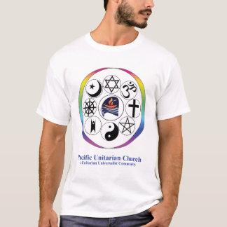 Le T-shirt de l'homme de PUC