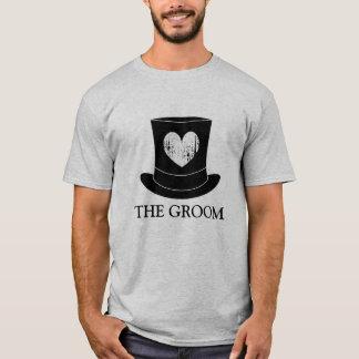 Le T-shirt de marié pour l'enterrement de vie de