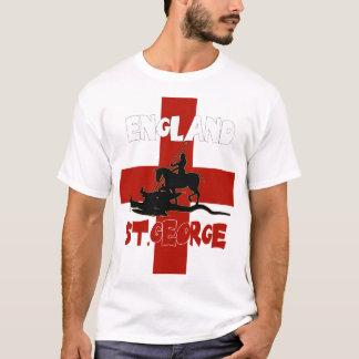 Le T-shirt de St George - Angleterre St George