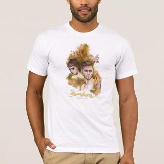 Le T-shirt de SURVIVANTS par l'habillement