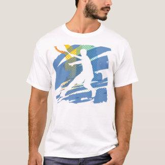 Le T-shirt de tennis le plus frais pour des