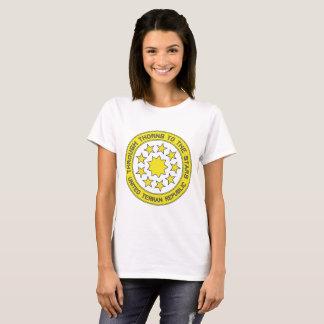 Le T-shirt de Terran des femmes unies de
