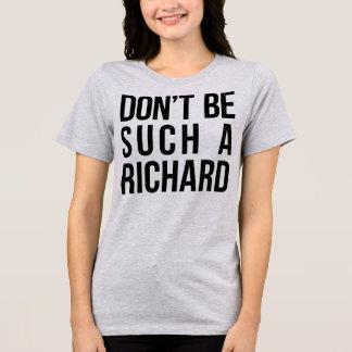 Le T-shirt de Tumblr ne sont pas un tel Richard
