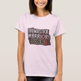 Le T-shirt des doubles femmes de promo de