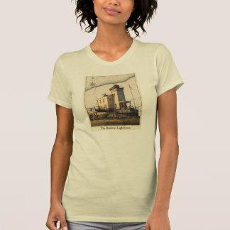 Le T-shirt des femmes avec le phare