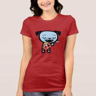 """Le T-shirt des femmes d'amis de Pinche : """"Chien de"""