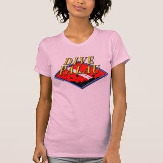 Le T-shirt des femmes des Palaos de piqué