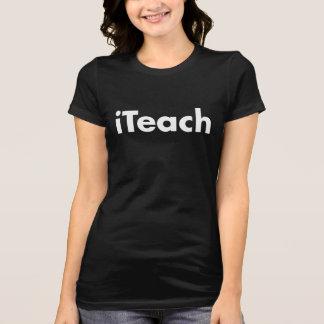le T-shirt des femmes d'iTeach