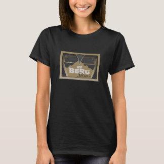 Le T-shirt des femmes minces d'iceberg - deco