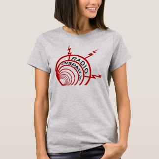Le T-shirt des femmes par radio d'expédition