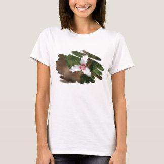 Le T-shirt des femmes peintes de Trillium