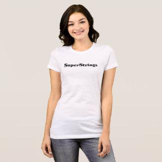Le T-shirt des femmes pour des joueurs de ficelle