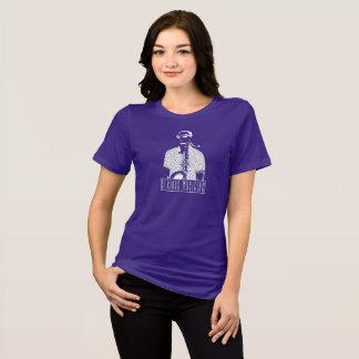 Le T-shirt des femmes sérieuses de musicien