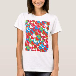 Le T-shirt des filles (abondance des coeurs)