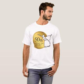 Le T-shirt des hommes d'anniversaire de ballet