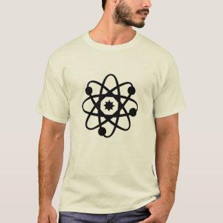Le T-shirt des hommes d'atome