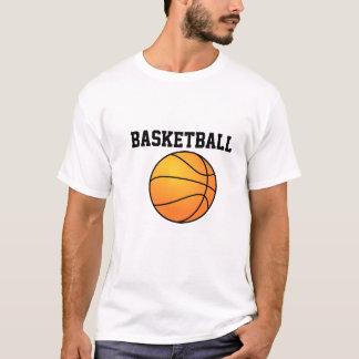 Le T-shirt des hommes de basket-ball