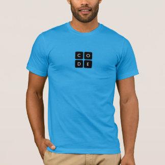 le T-shirt des hommes de Code.org