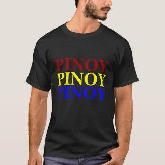 Le T-shirt des hommes de Pinoy