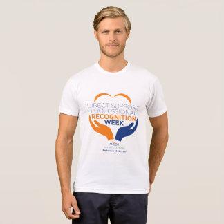 Le T-shirt des hommes de semaine de DSP