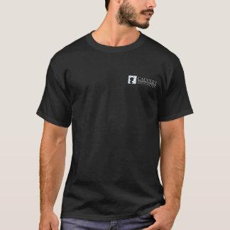 Le T-shirt des hommes d'éducation de Calvert