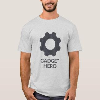 Le T-shirt des hommes légers de héros de