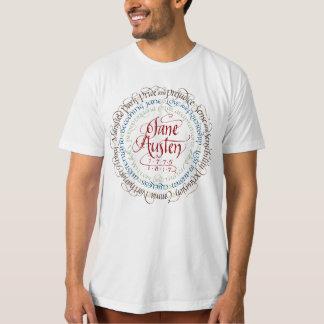 Le T-shirt des hommes organiques de drame de