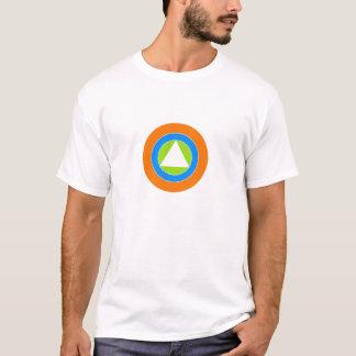 Le T-shirt des hommes organiques de Primera par