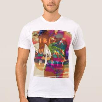 Le T-shirt d'hommes de partie d'été d'Ibiza