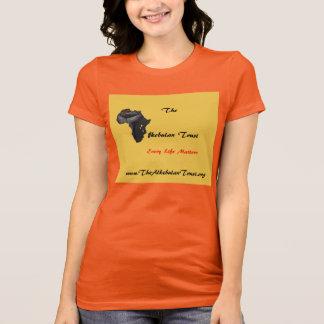 Le T-shirt d'or de confiance d'Alkebulan