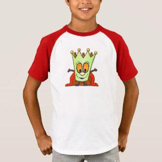 Le T-shirt du garçon martien de SuperGalactic
