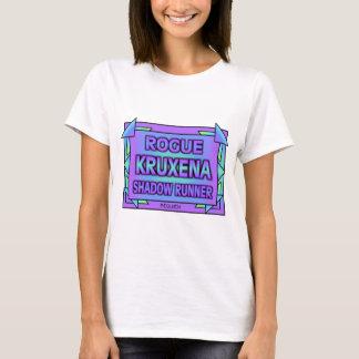 Le T-shirt escroc de la femme de SR