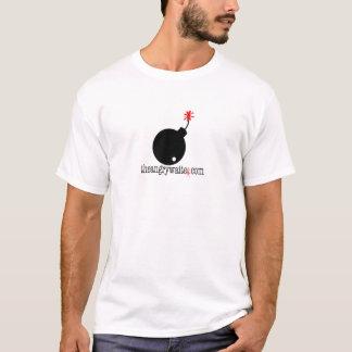 Le T-shirt fâché de bombe de serveur