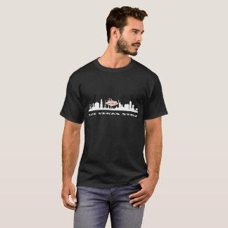 Le T-shirt foncé des hommes d'ANNIVERSAIRE de
