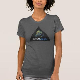 Le T-shirt graphique des femmes de B.Nasty
