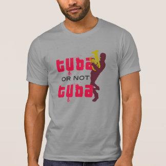Le T-shirt - le TUBA or not le TUBA