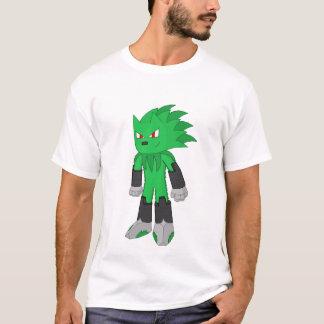 Le T-shirt léger des bêtas hommes de techno