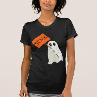 Le T-shirt mignon de fantôme de Halloween HUENT