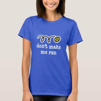 Le T-shirt mignon de tennis pour des femmes | ne