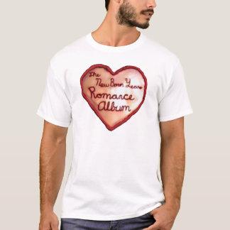 """Le T-shirt nouveau-né """"d'album Romance"""" d'années"""