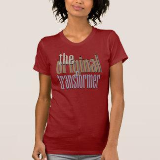 Le T-shirt original de transformateur