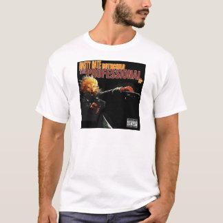 Le T-shirt professionnel de couverture de PE