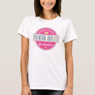 Le T-shirt vintage de marraine des femmes