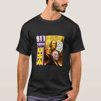 Le tee - shirt 911, accusent Bush Admin. T-shirt