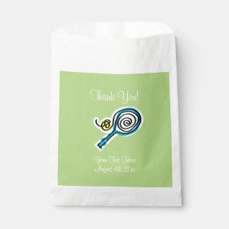 Le tennis folâtre des sacs de cadeau de baby