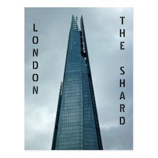 Le tesson, Londres Carte Postale