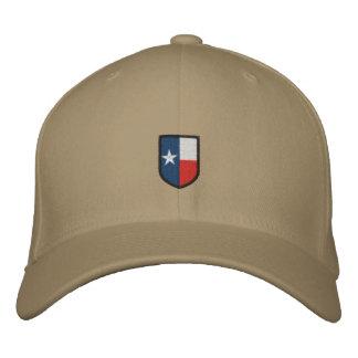 Le Texas a brodé le manteau du casquette de bras
