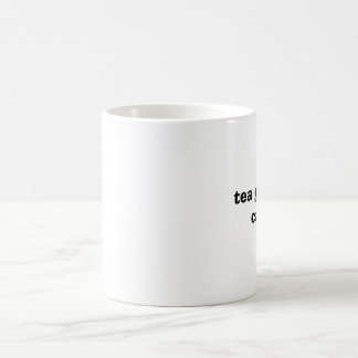 le thé vous donne le cancer mug