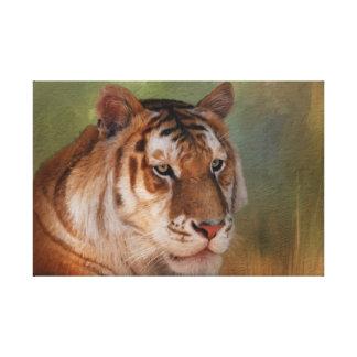 Le tigre - copie de toile de Tigres de Panthera
