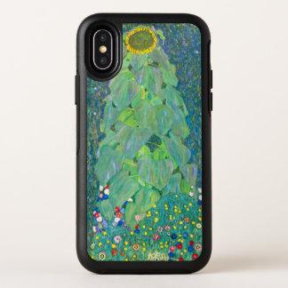 Le tournesol par Klimt, cru fleurit l'art Nouveau